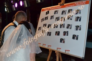Fotografii magnetice nunta, fotografii magnetice botez