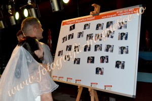Fotografii magnetice marturii nunta