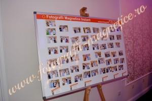 Fotografii magnetice petrecere Craciun